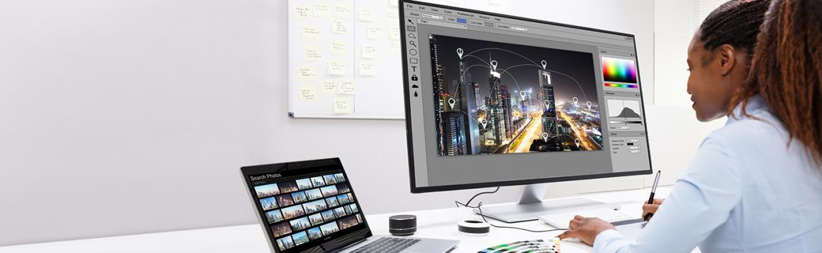 Adobe Photoshop – Niveau avancé + Certification TOSA