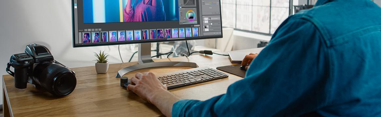 Adobe Photoshop – Niveau débutant + Certification TOSA