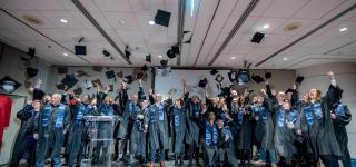 cérémonie remise des diplômes ESG Executive 2018