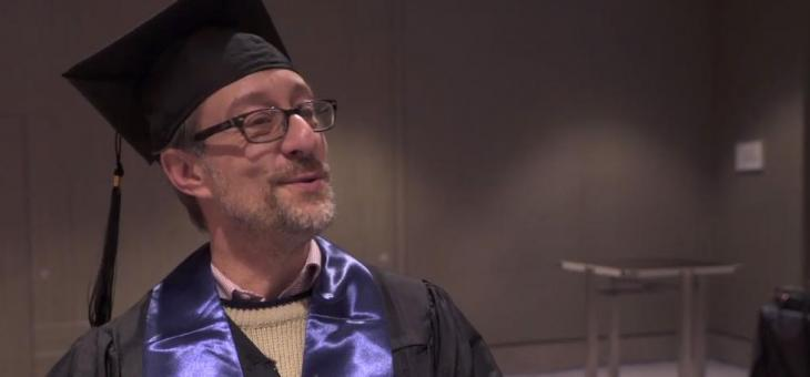 """Paroles de diplômé :""""La restauration c'est un métier, et un métier nécessite une formation"""""""