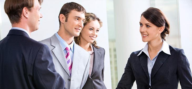Bienvenue à la nouvelle promotion e-Business