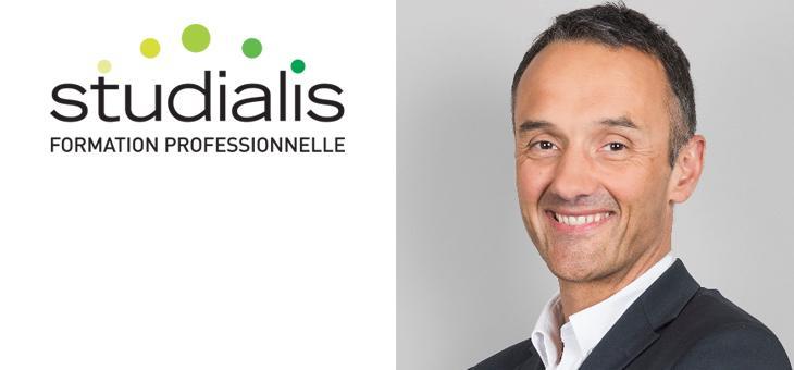 Denis Reybard rejoint Studialis Formation Professionnelle