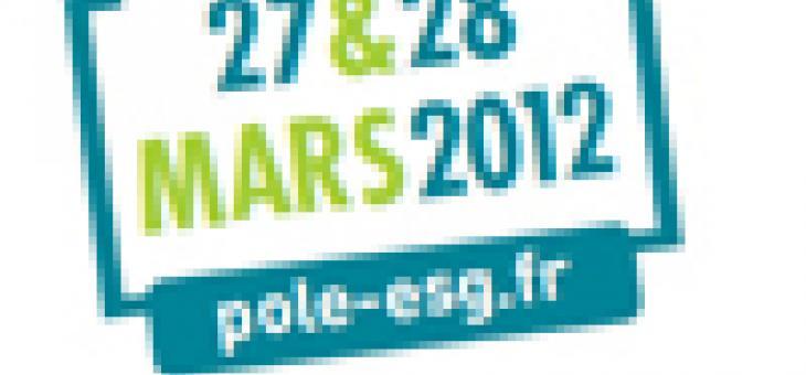Le Forum du Pôle ESG 2012 se tiendra le 27 et 28 mars 2012 : un moment privilégié de rencontre entre les étudiants et les entreprises