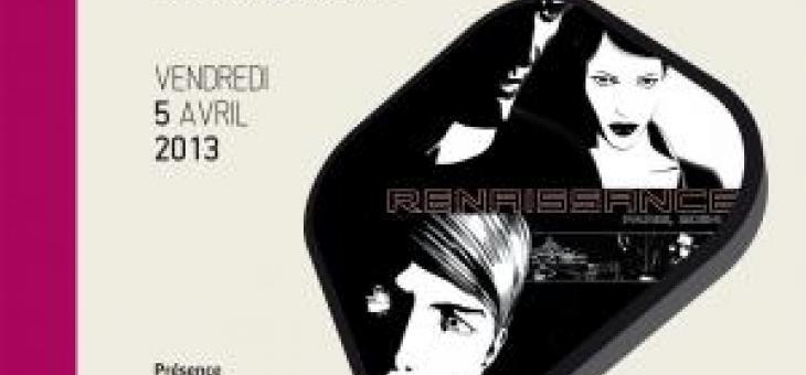 Soirée cinéma avec Renaissance de Christian Volckman le 05 avril
