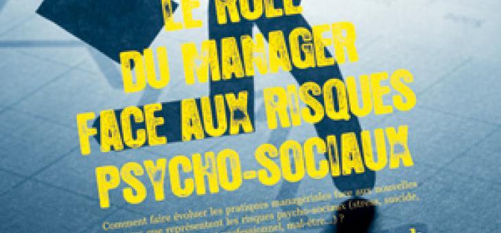 Conférence : Le Rôle du manager face aux risques psycho-sociaux