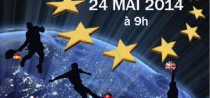 Forum Européen du Sport ESG Management School le 24 mai 2014