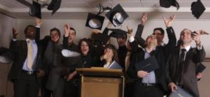 Gala de remise des diplômes ESG Executive Education