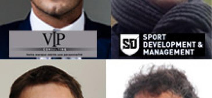 Agents sportifs et  Agents d'images pour le prochain rendez-vous du Sport