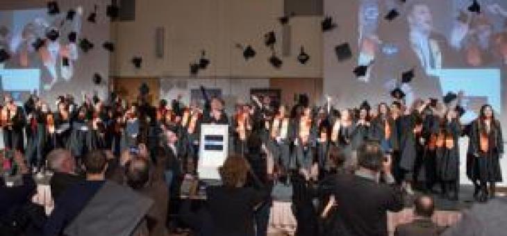Gala de remise des diplômes 2015