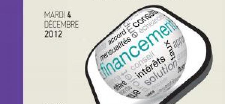 """Conférence """"Gestion d'Actifs et Financements de l'Economie"""" le 4 décembre"""